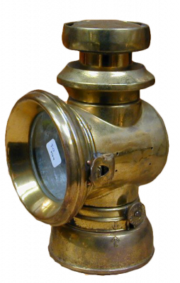 Safety Oil Lamp