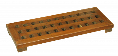 Wooden Gratings