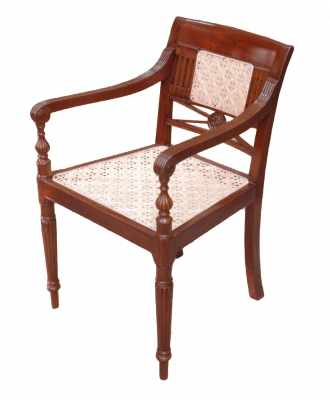 Colonial Chair in teak