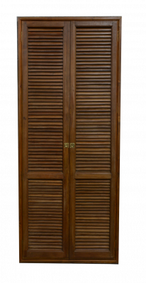 Ship's Door with shutters