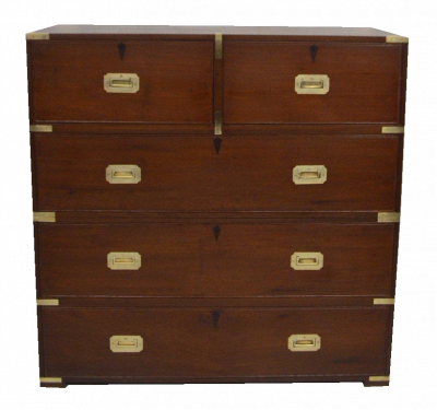 Ship Officer Chest of Drawers