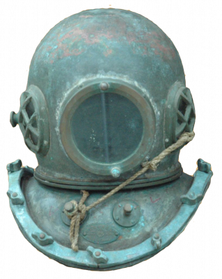 Korean Diving Helmet