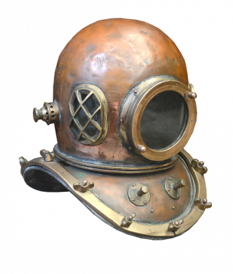 Korean 12 b Diving helmet