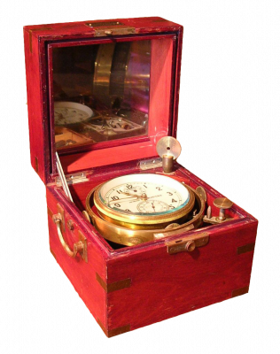 Russian Chronometer