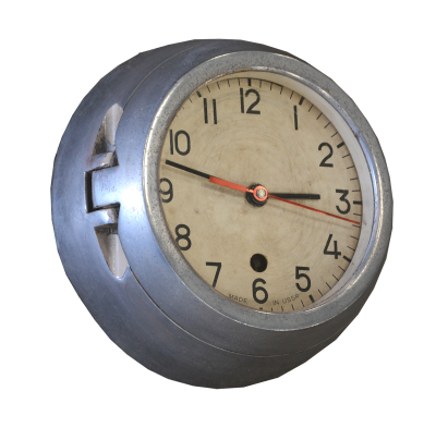 Russian Submarine Clock