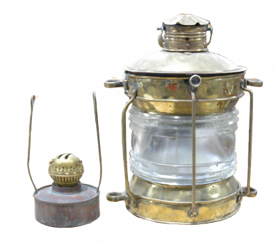 Oil Lamp big size