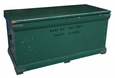 SIEBE GORMAN DIVING CHEST